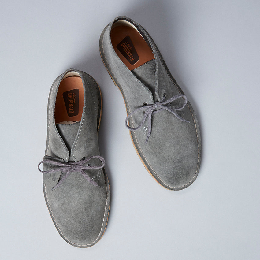 GREY BOOTS 11