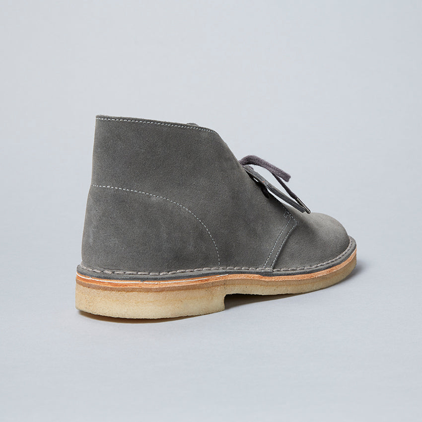 GREY BOOTS 6