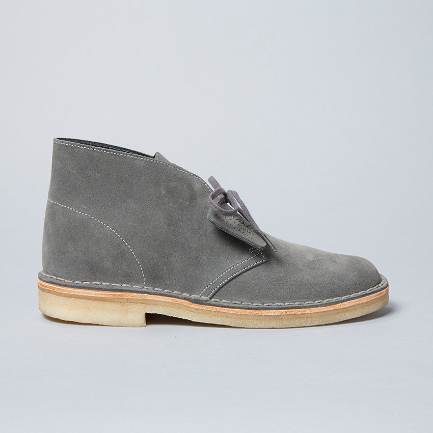 GREY BOOTS 7
