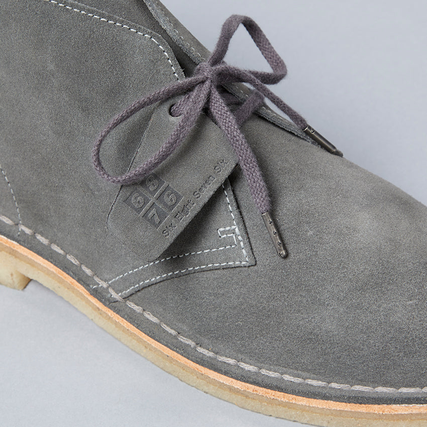 GREY BOOTS 8