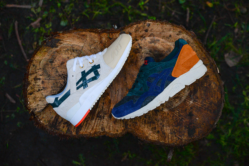 "lowest price 77a86 90dba Asics Gel-Lyte V and Gel-Lyte III ""Christmas"" Pack – Hanon"