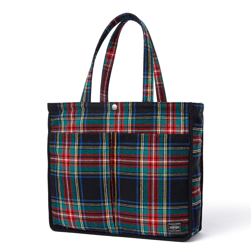 a6d4b8ebb0 This lightweight tote bag comes with a slot pockets and small zipper  pocket. This is perfect for work