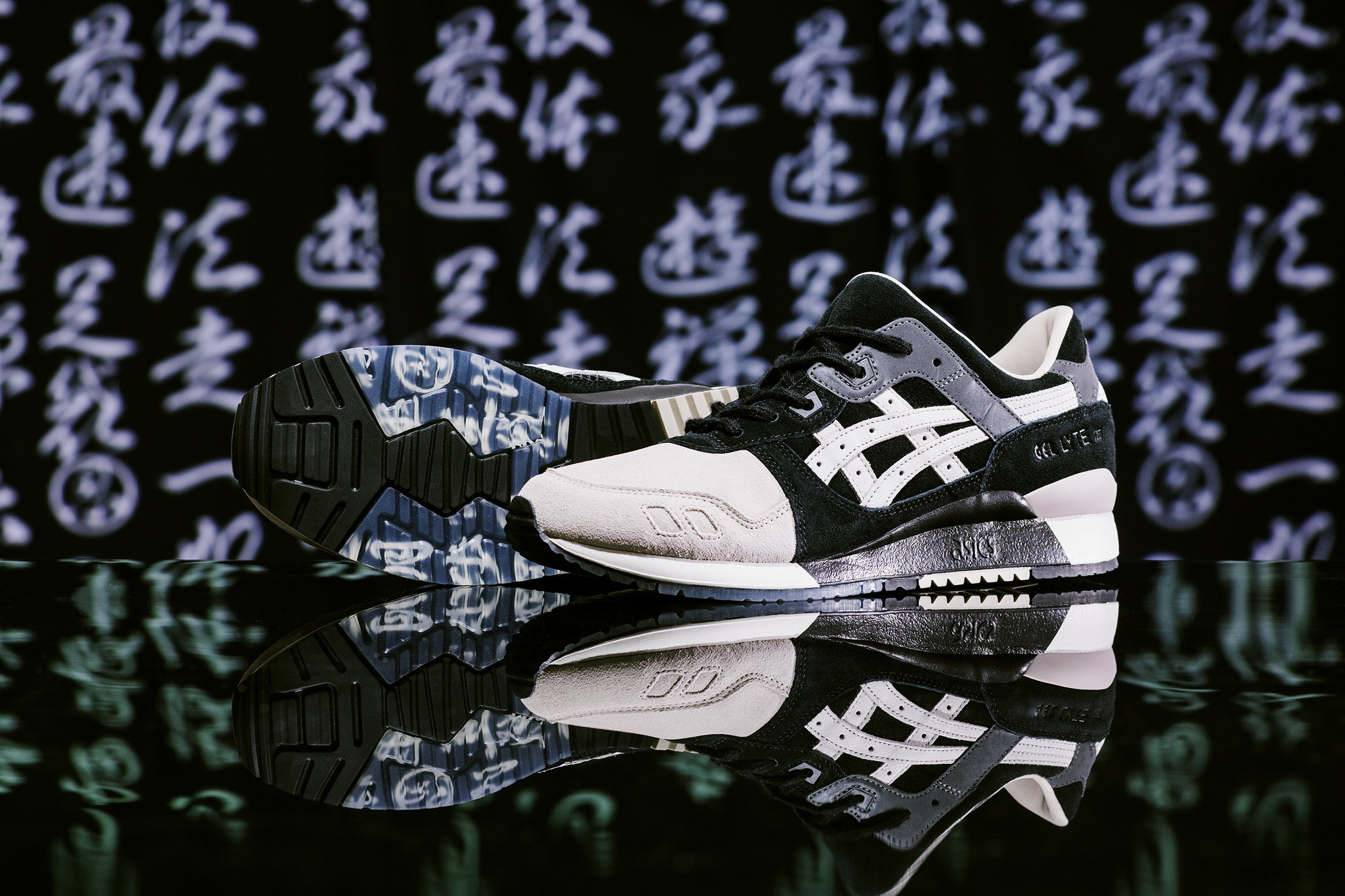 wholesale dealer 62f0a bb80f ASICSTIGER x KICKS LAB GEL-LYTE lll  KLSHINOBI  – Hanon