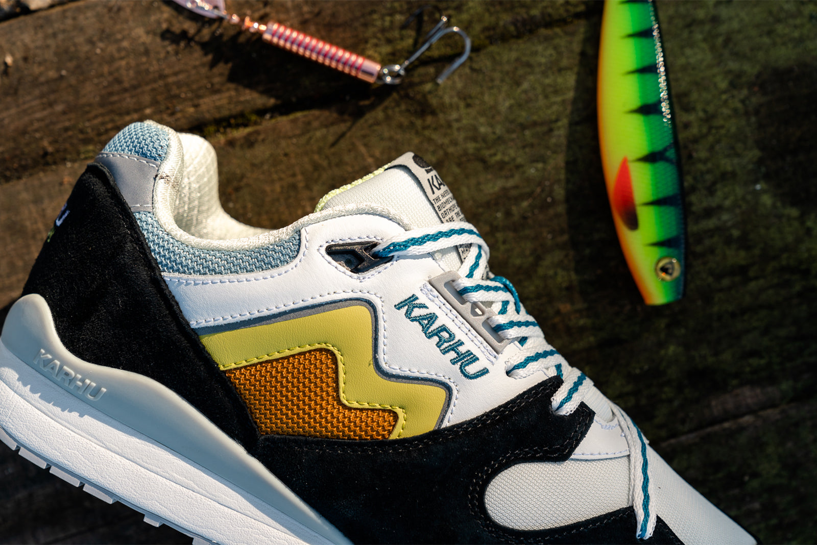 Karhu 'Catch of The Day' Pack– HANON