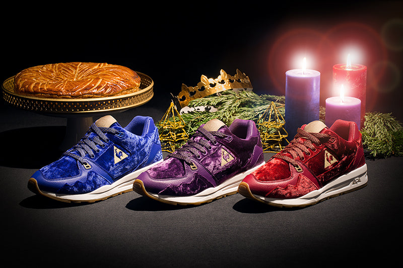 quality design 761d1 cac01 For Epiphany, le coq sportif is redesigning its LCS R 1000 by taking  inspiration from the Three Kings. In fact, in the night of 6 January, ...