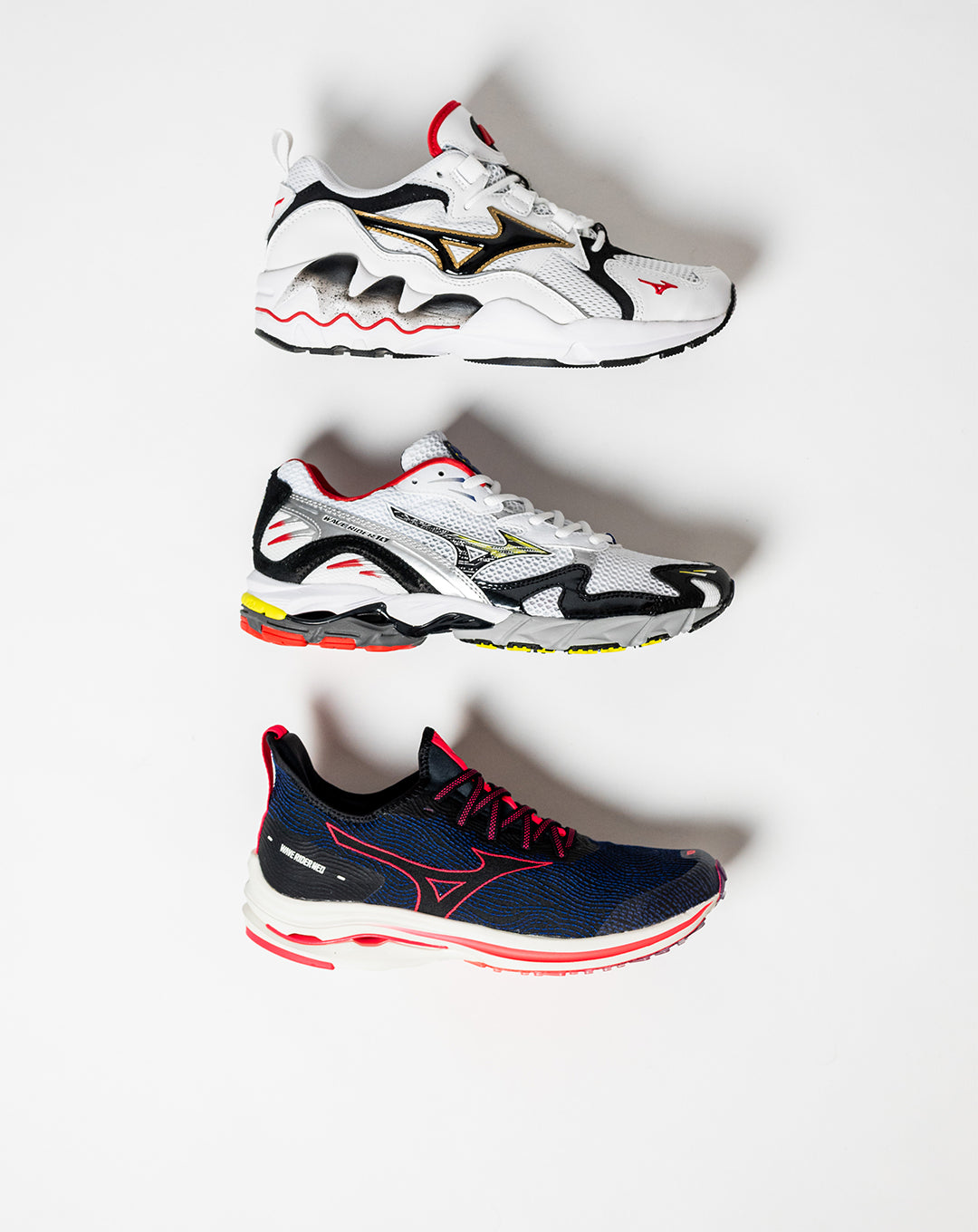 Mizuno Wave Of The Future Pack