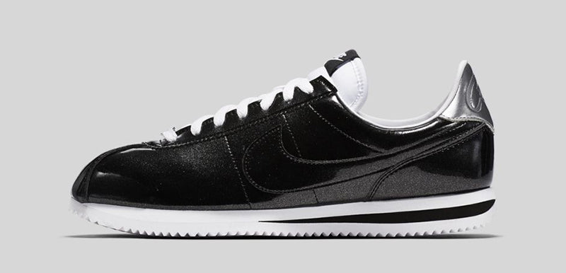 NIKE-CORTEZ-BASIC-PREMIUM-BLACK-PROFILE