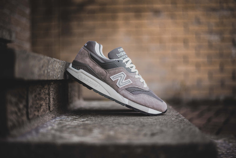 newest 2b29c 636af New Balance Made in USA M997.5GR – Hanon