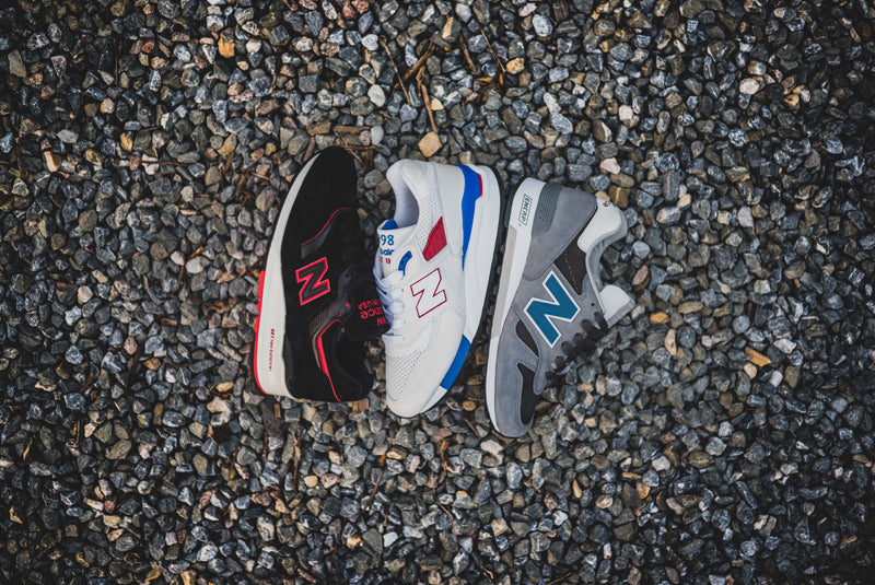 "New Balance Made in USA: Distinct Collection ""Air"