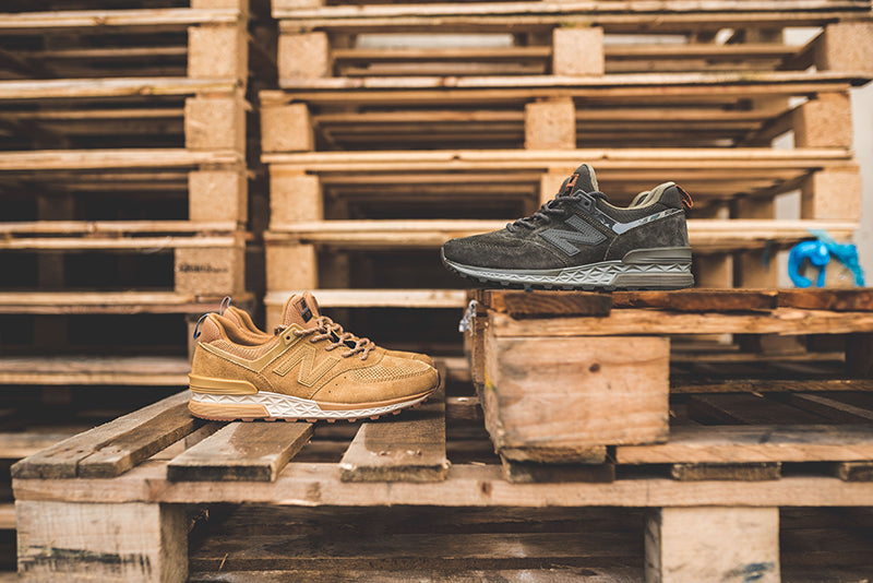 New Balance MS574CA and MS574CB - Hanon