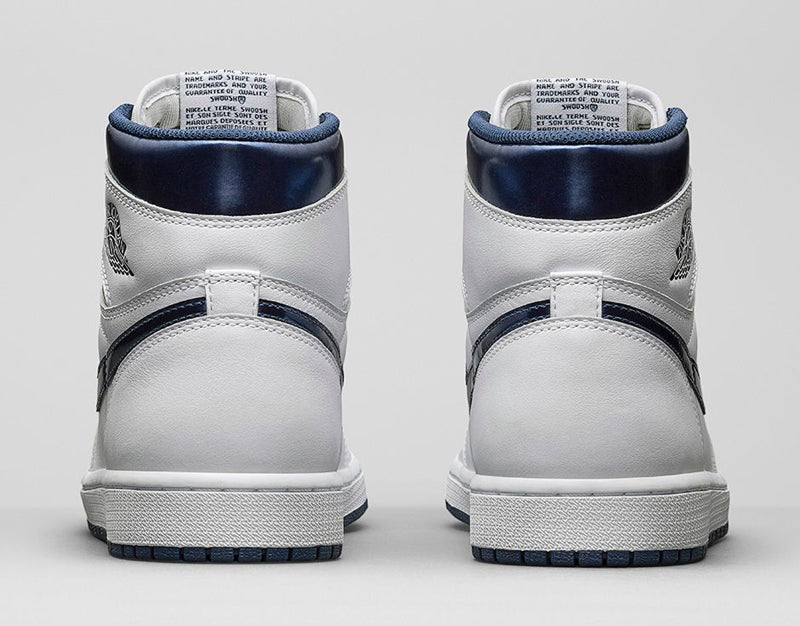 "Nike Air Jordan 1 Retro High OG ""Metallic Navy"" 05 800pix"