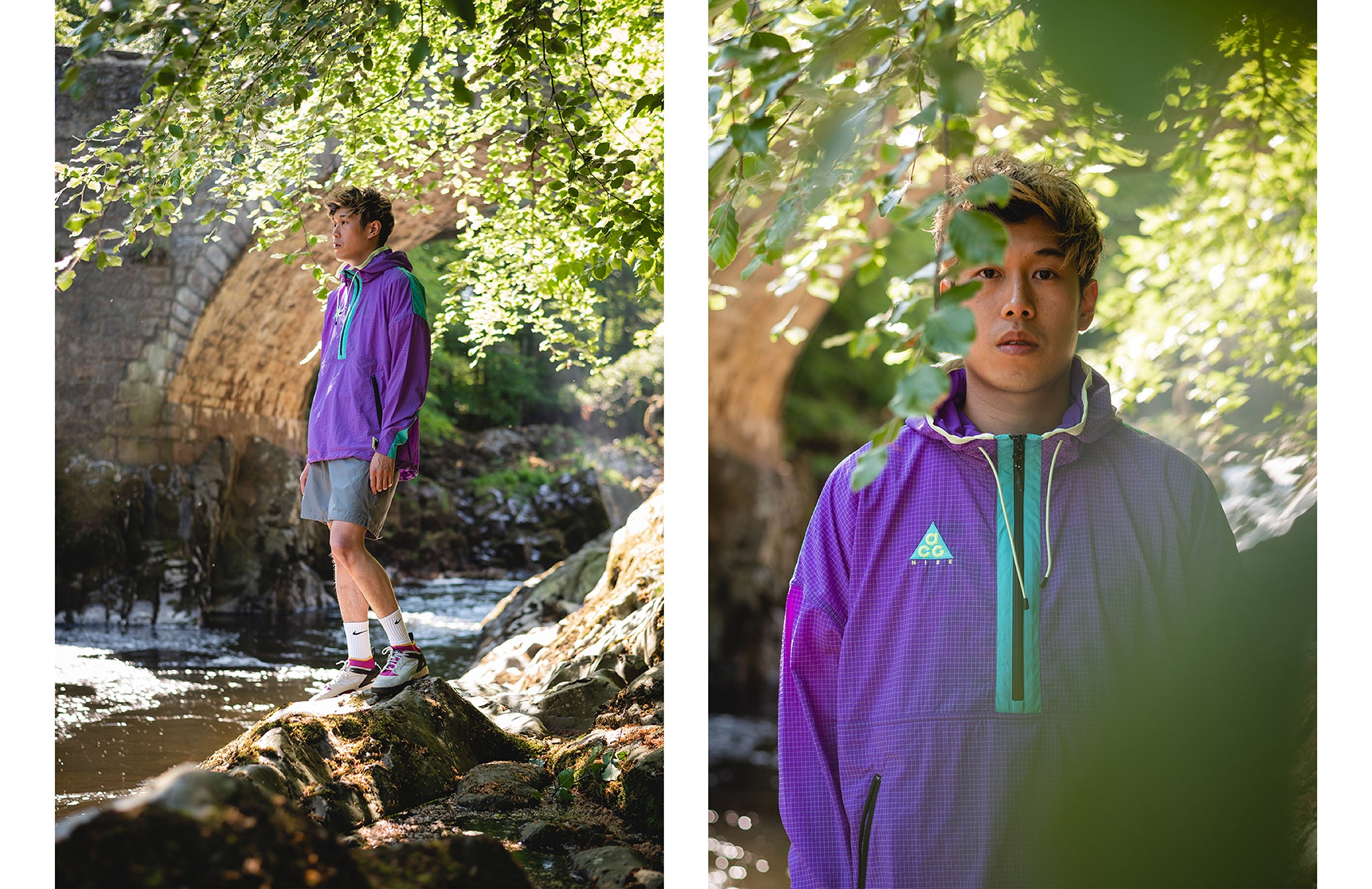 best loved e2f62 058c9 Nike ACG SU18 Collection Lookbook