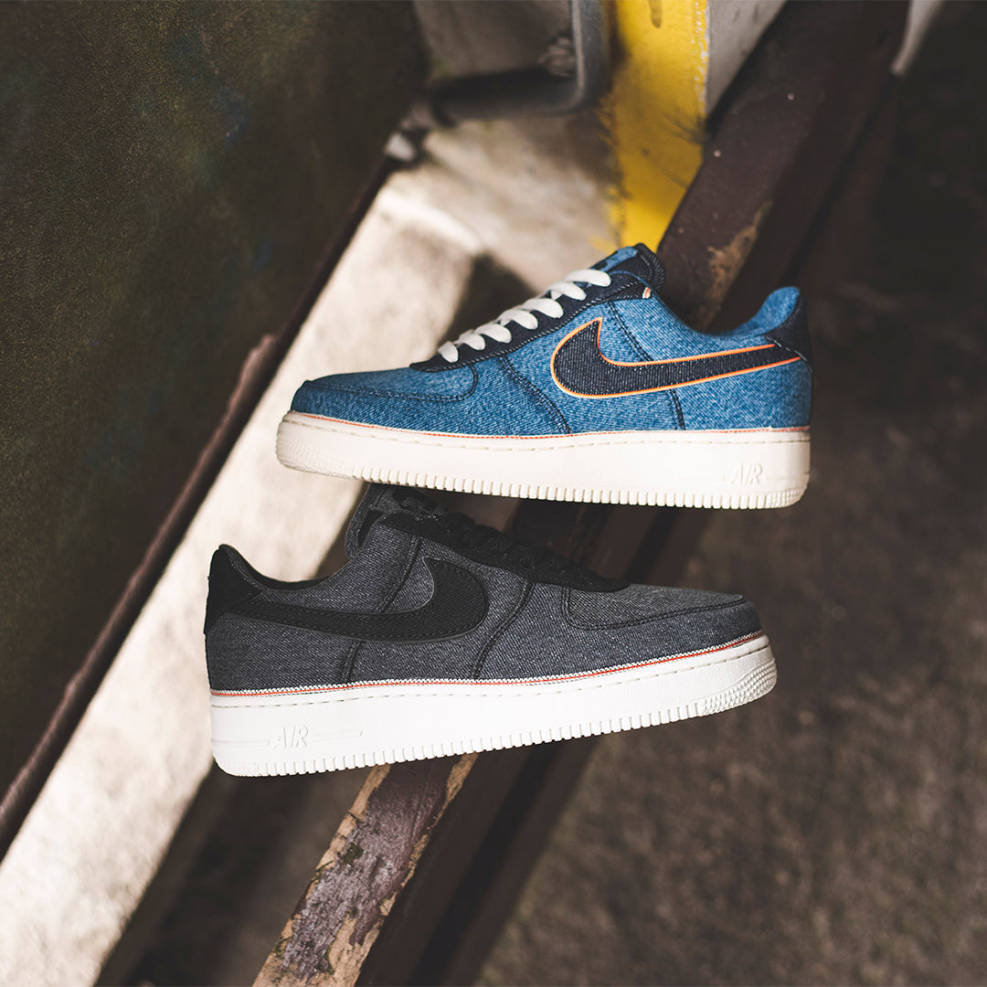 finest selection eef31 86c6e Nike Air Force 1 x 3x1 Denim