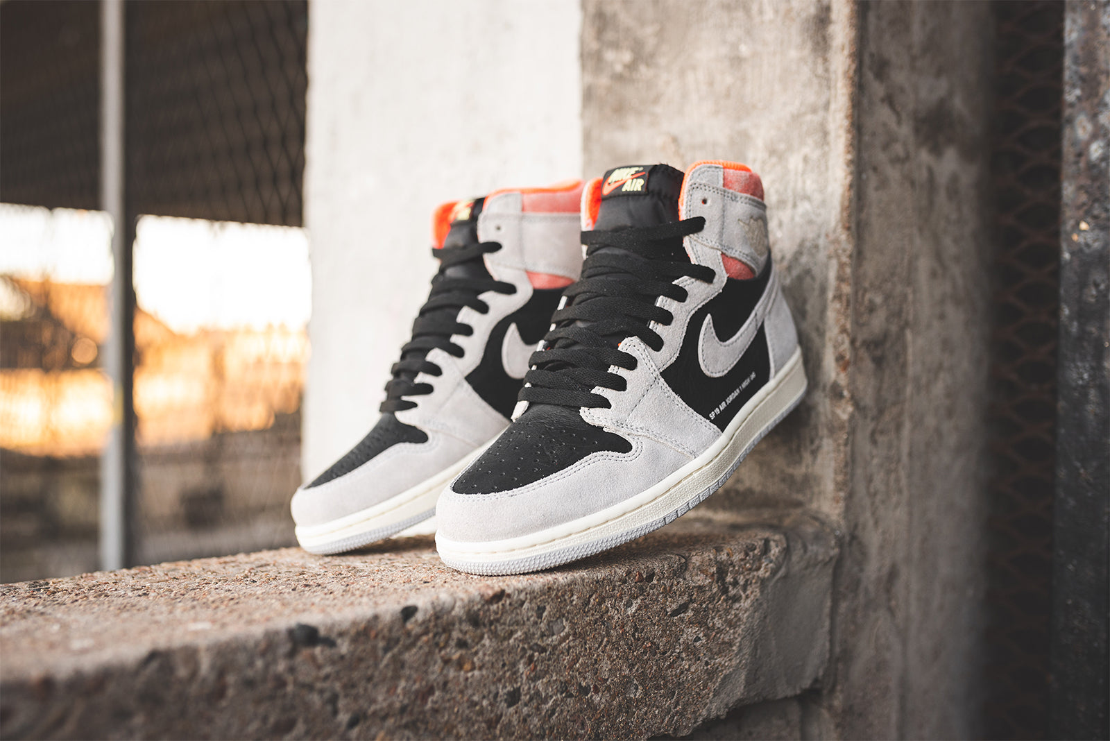 56e8e58bd5f Not that it needs much of an introduction, but here it is the Air Jordan 1  Retro High OG. A true footwear icon, and loved by all the 1 returns in a ...
