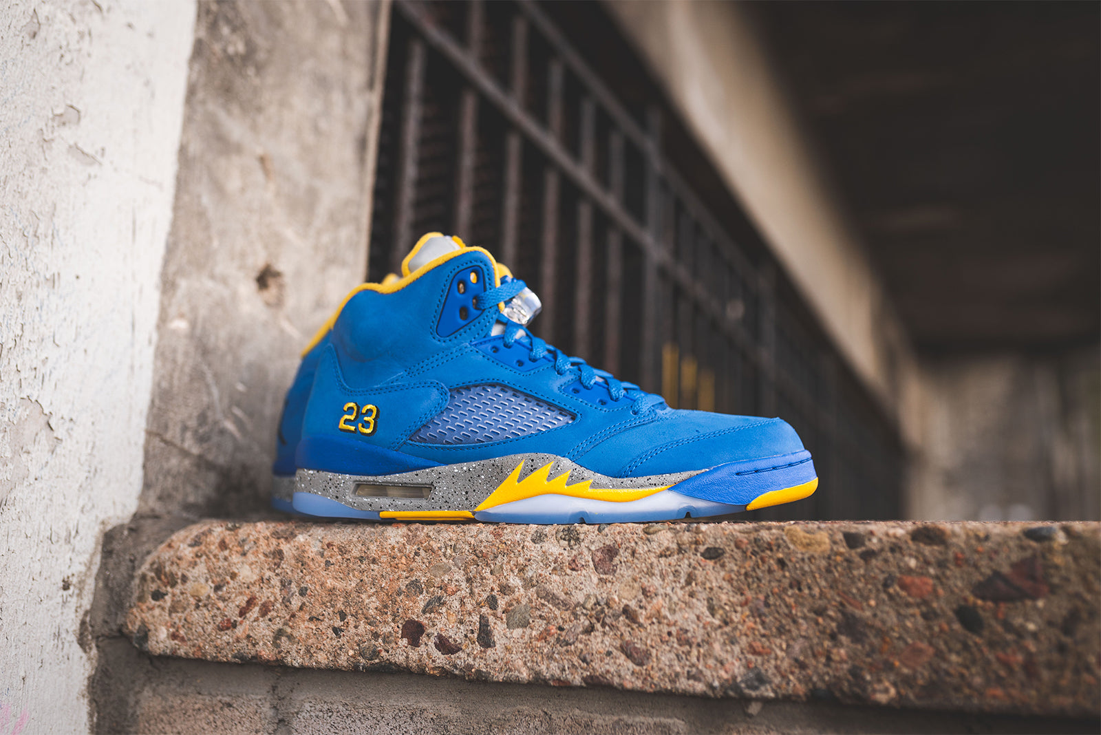 promo code 8707b fa436 Nike Air Jordan 5 Retro  Laney  CD2720-400. Varsity Royal Varsity Maize  Price  £165.00. Launch  Saturday 9th of February ONLINE  08 00 GMT