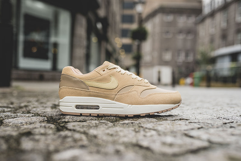 Nike Air Max 1 Premium Leather Tan | AH9902 201