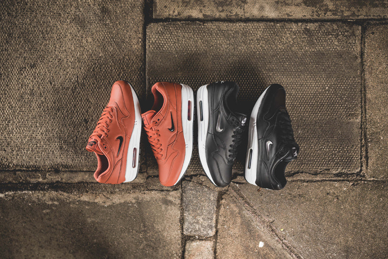 "d72e001b80 Nike Air Max 1 Premium SC Jewel ""Dusty Peach"" and ""Black"" – Hanon"