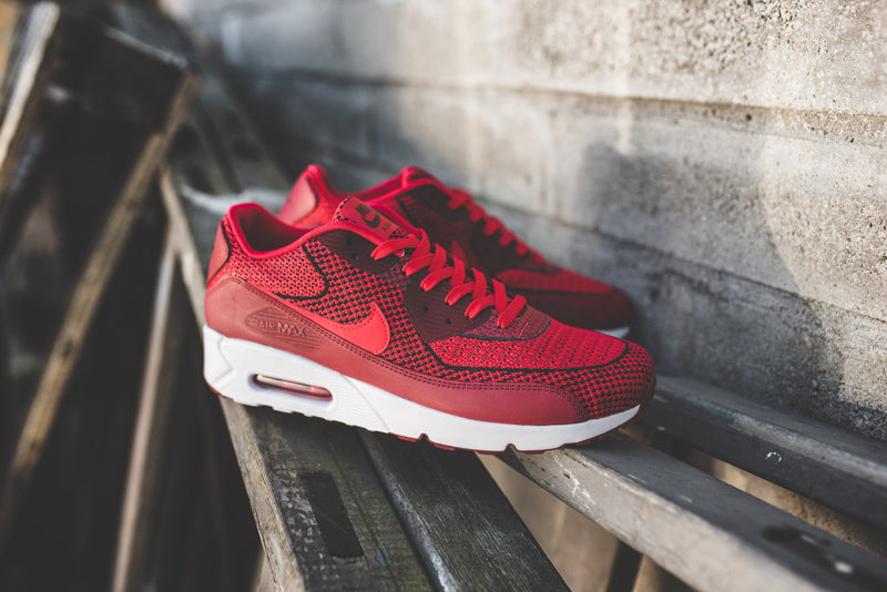 3ddb892e52b9 Nike Air Max 90 Ultra 2.0 JCRD BR 898008-600. UNIVERSITY RED UNIVERSITY RED-TEAM  RED Price  £119.00