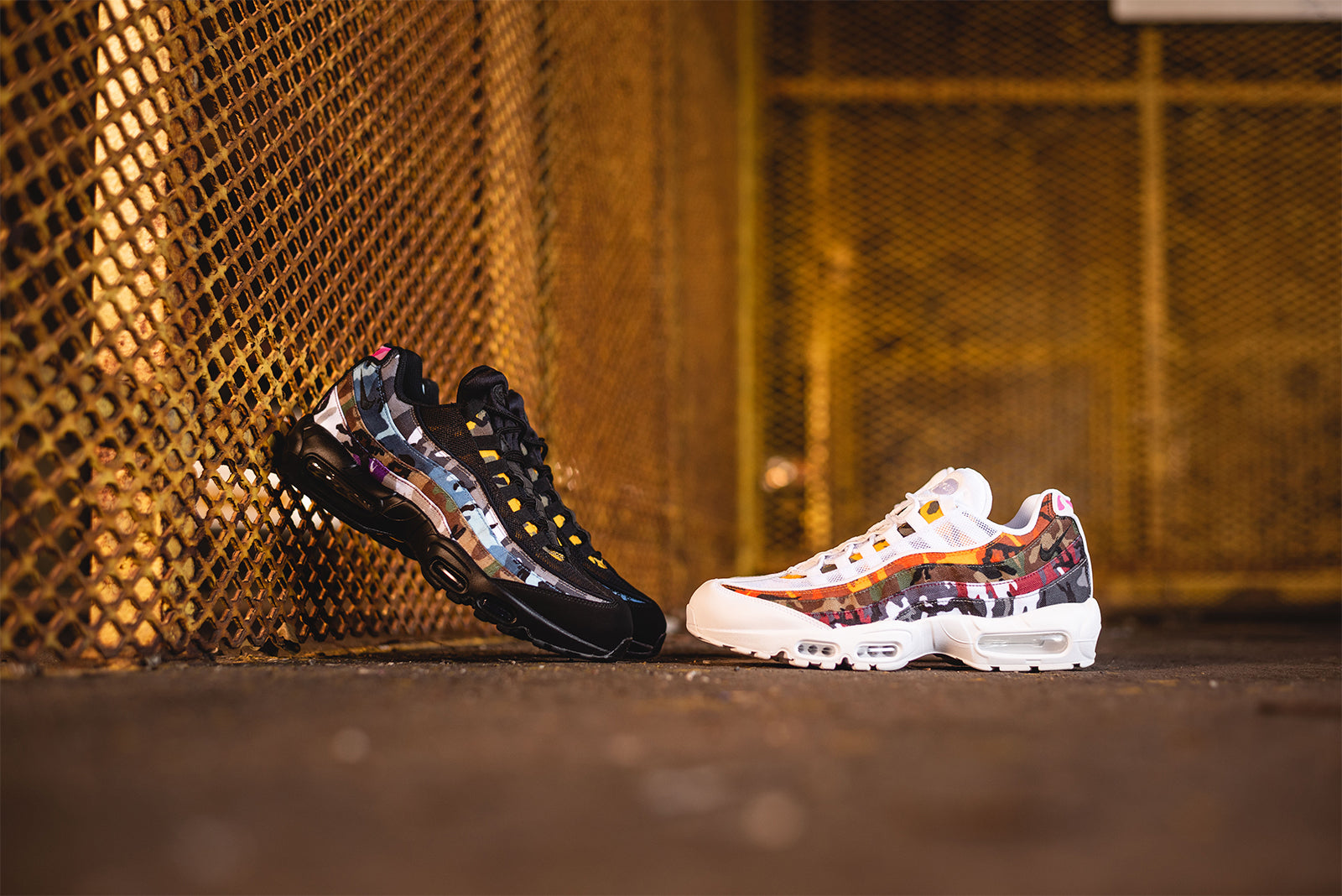 on sale 67441 5d3bf Nike Air Max 95 Erdl Party – Hanon