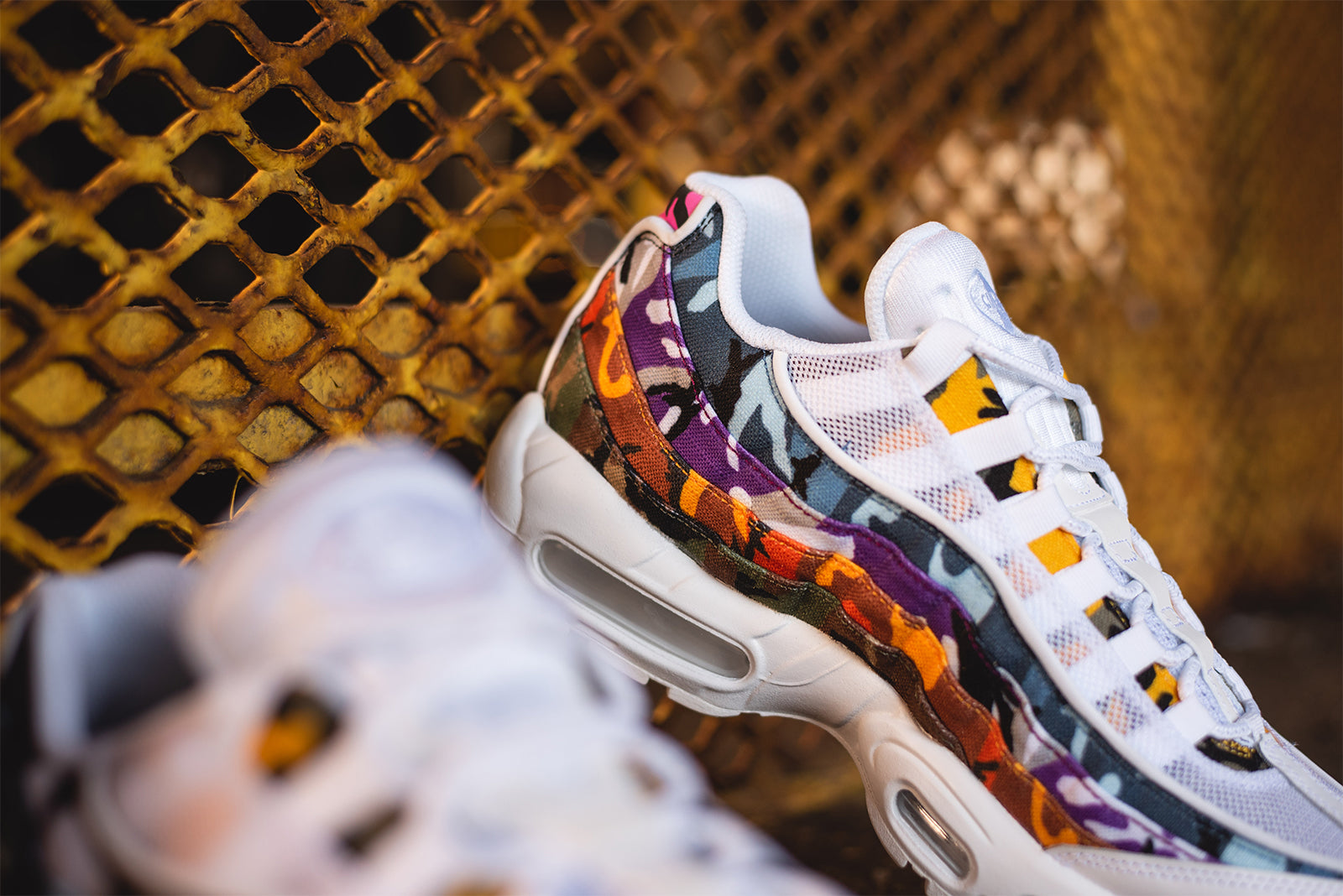 on sale 3f70b 217b1 Nike Air Max 95 Erdl Party – Hanon