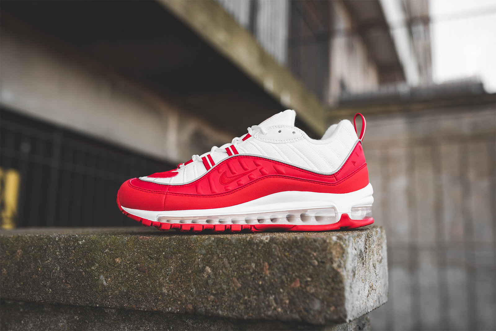 cheap for discount 23fc6 0fd47 The Nike Air Max 98 returns to shelves this month boasting two new  colourways for spring 2019, once of which were sure you ll be familiar with.