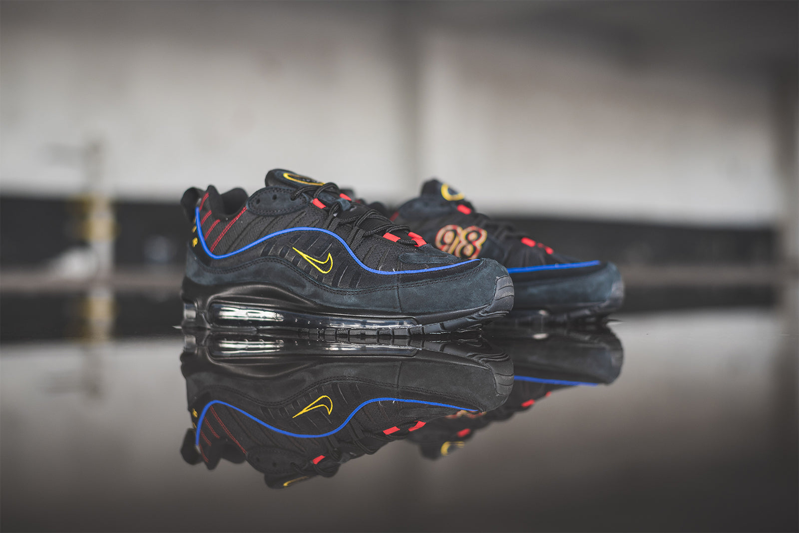 Nike Air Max 98 CD1537 001 Release Info |