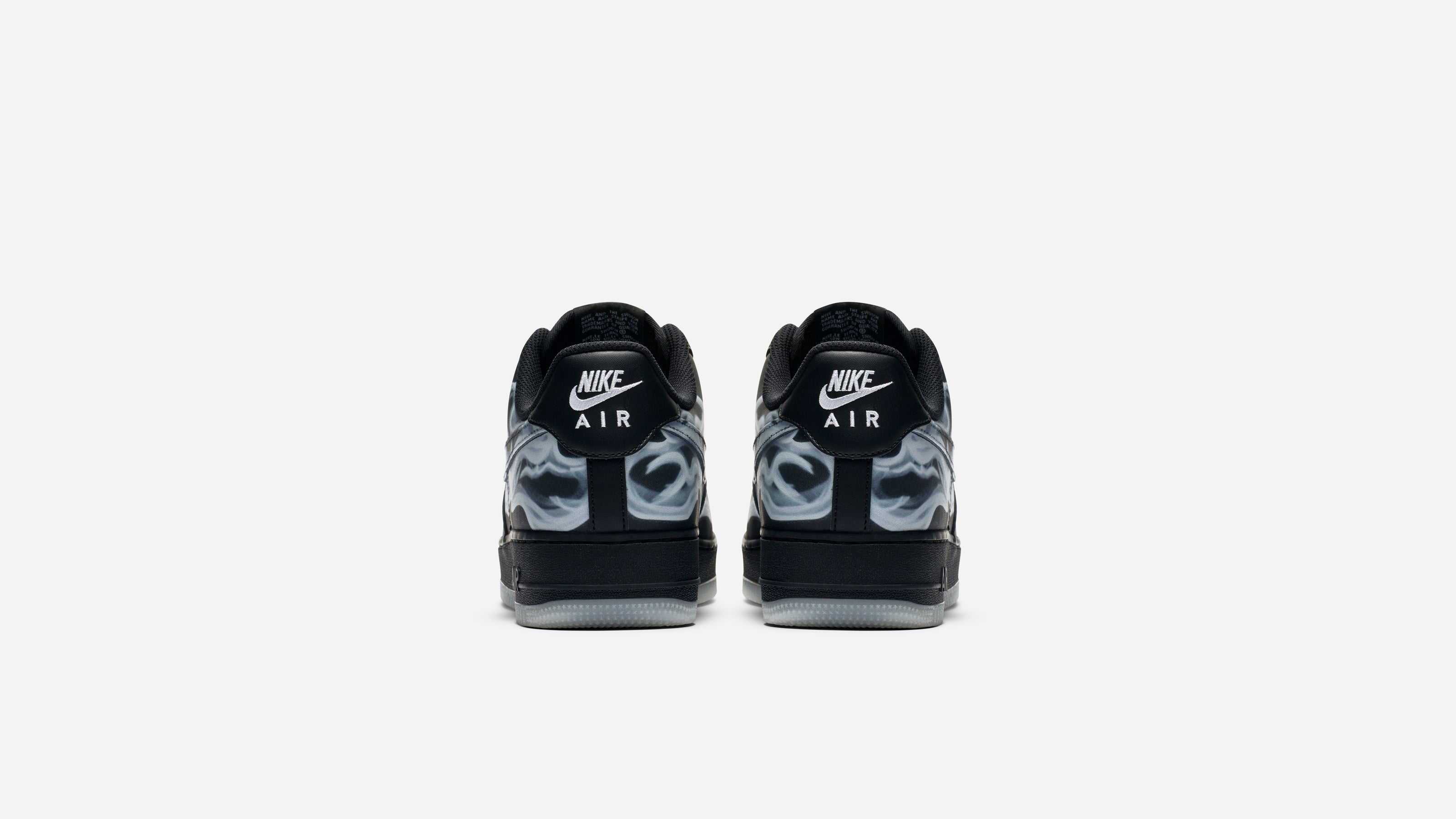 LAUNCHES: Nike Air Force 1 '07 Skeleton QS - Hanon