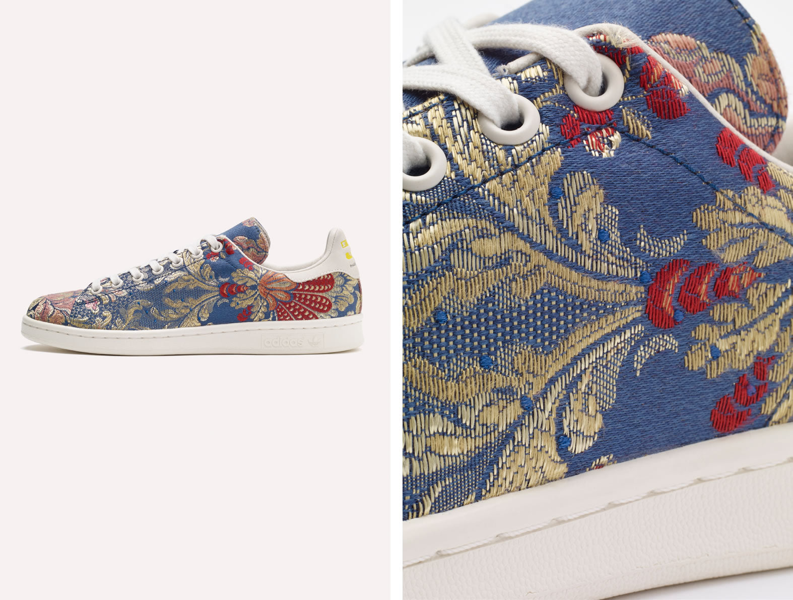 03a41db5139d Adidas Stan Smith x Pharrell Williams Jacquard CR Price  £129.00. Launch   30th May 00 01BST