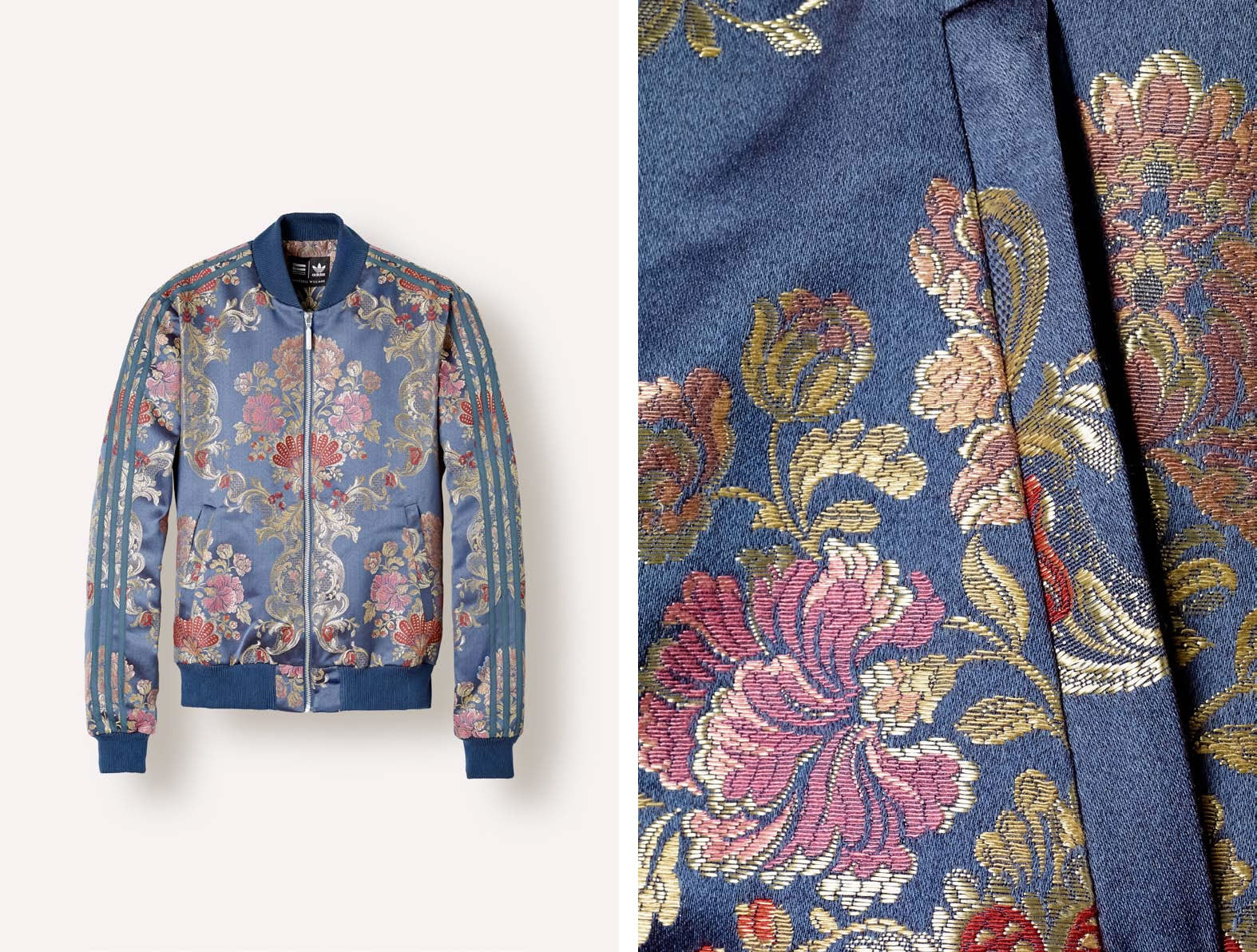 459c8dfb512e Adidas x Pharrell Williams Jacquard Track Jacket LM Price  £539.00. Launch   30th May 00 01BST