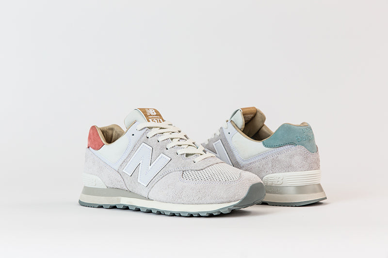 """sports shoes 5cc3a b139f New Balance 574 """"Peaks to Streets"""" – Hanon"""