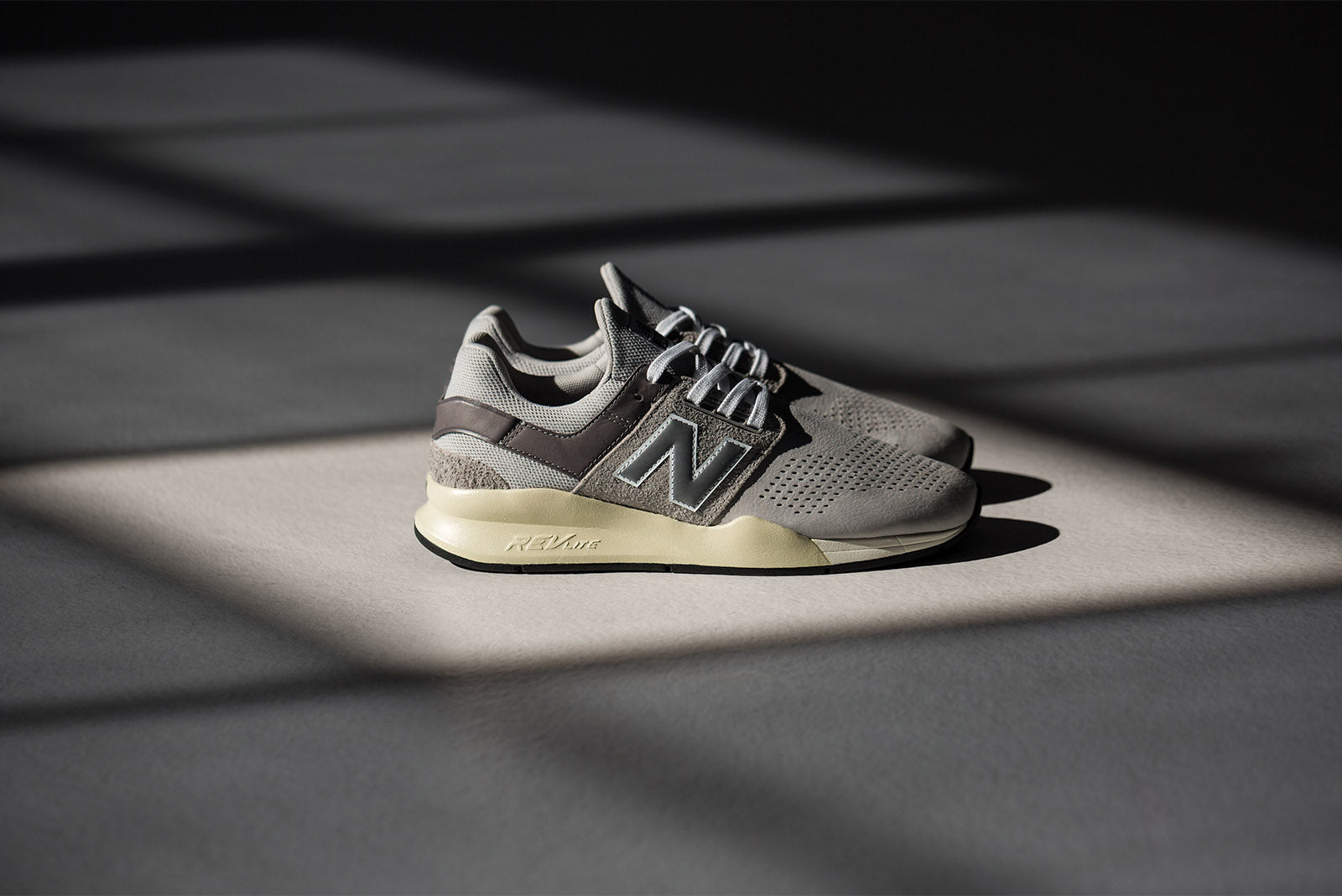 f270dbd942 The 247v2 is a contemporary progression of the original 247 which first  arrived in early 2017. The updated version makes a nod to New Balance  heritage while ...
