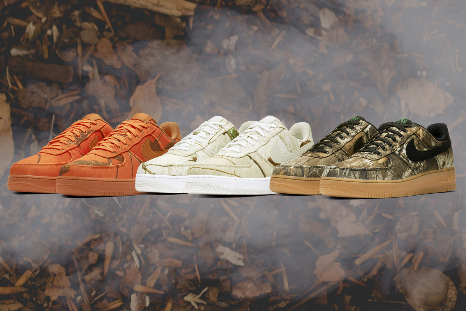 e276a6af1ecfa Nike Air Force 1 07 x Realtree Camouflage – Hanon
