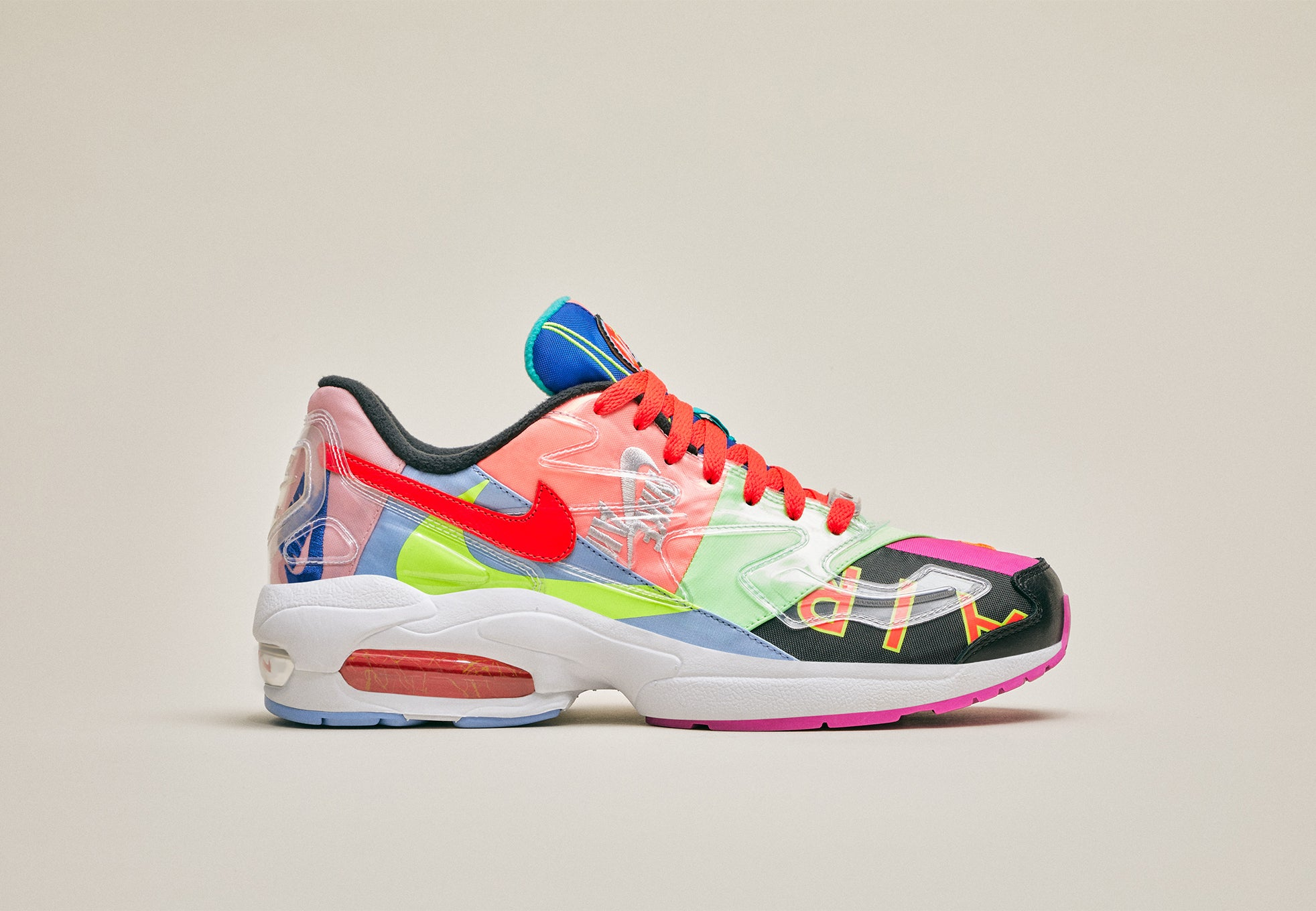 best website ccf00 4e5e7 nike air max2 light X atmos