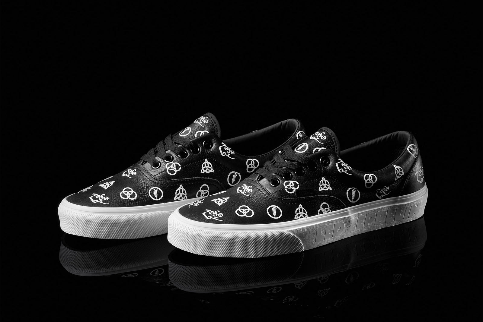 8cdb83287494bd The Vans x Led Zepplin collection launches at HANON