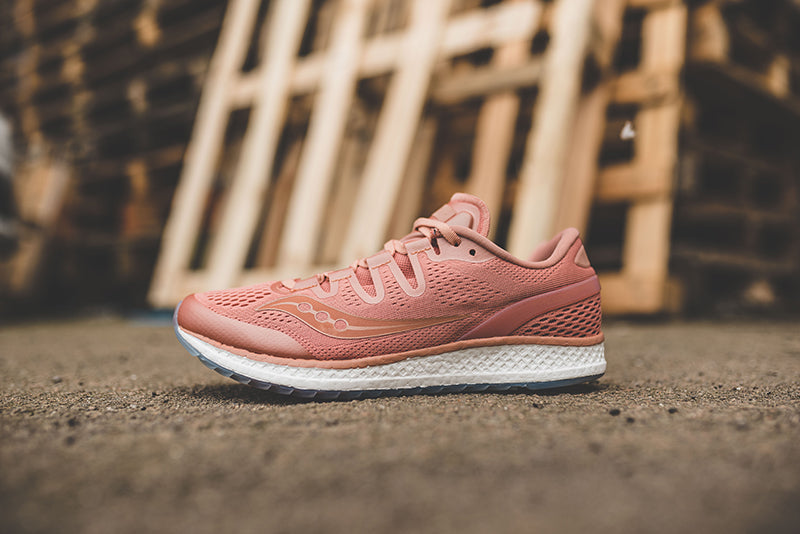 """Saucony Freedom ISO """"Life on the Run"""