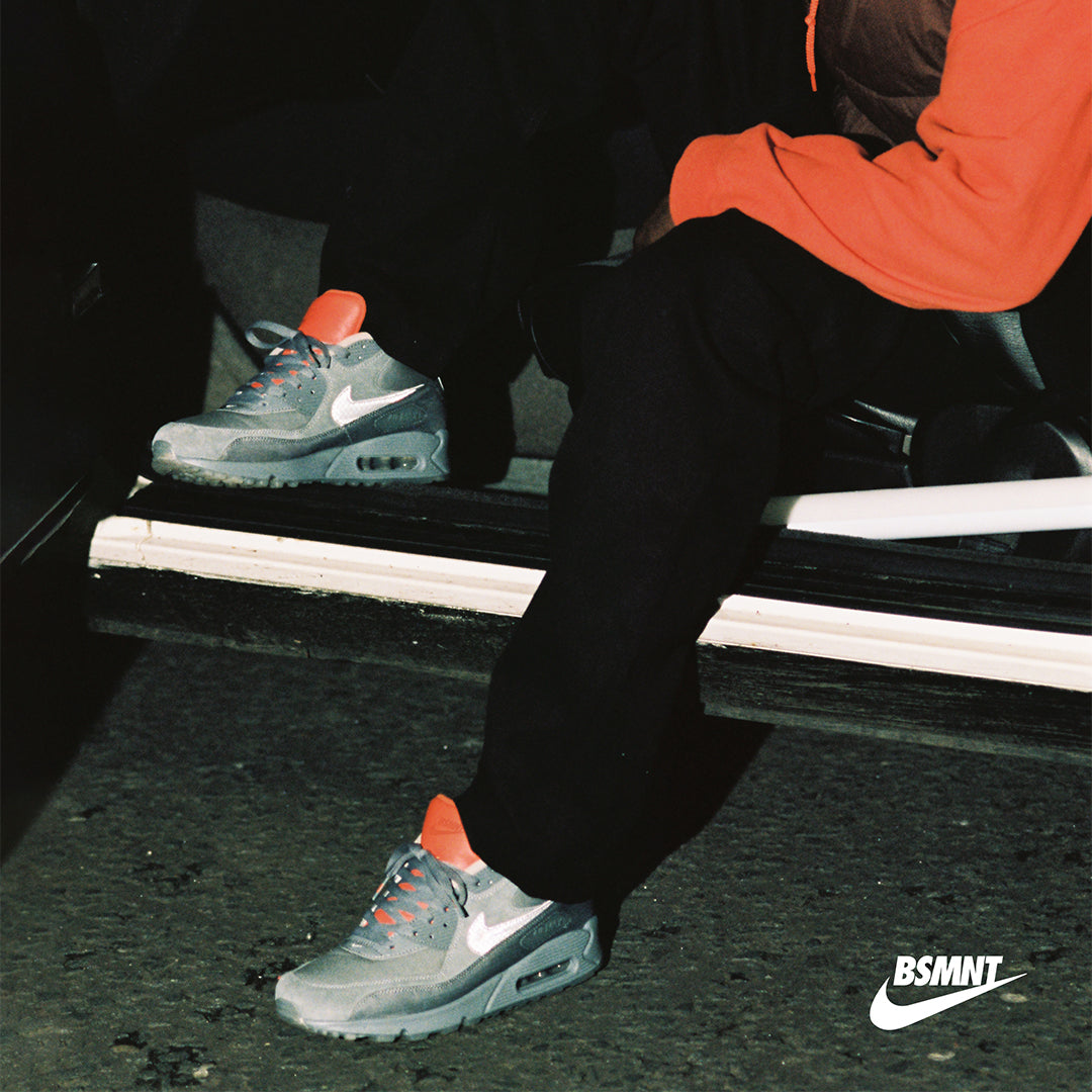 The Basement x Nike Air Max 90 City Series Pack | Dead Stock