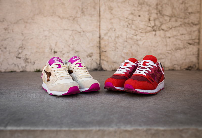 "new styles 78a7e a6f7d Earlier this year, Diadora and The Good Will Out worked on a Made in Italy  pack dubbed the ""Rise and Fall of The Roman Empire"" which features the  coveted ..."