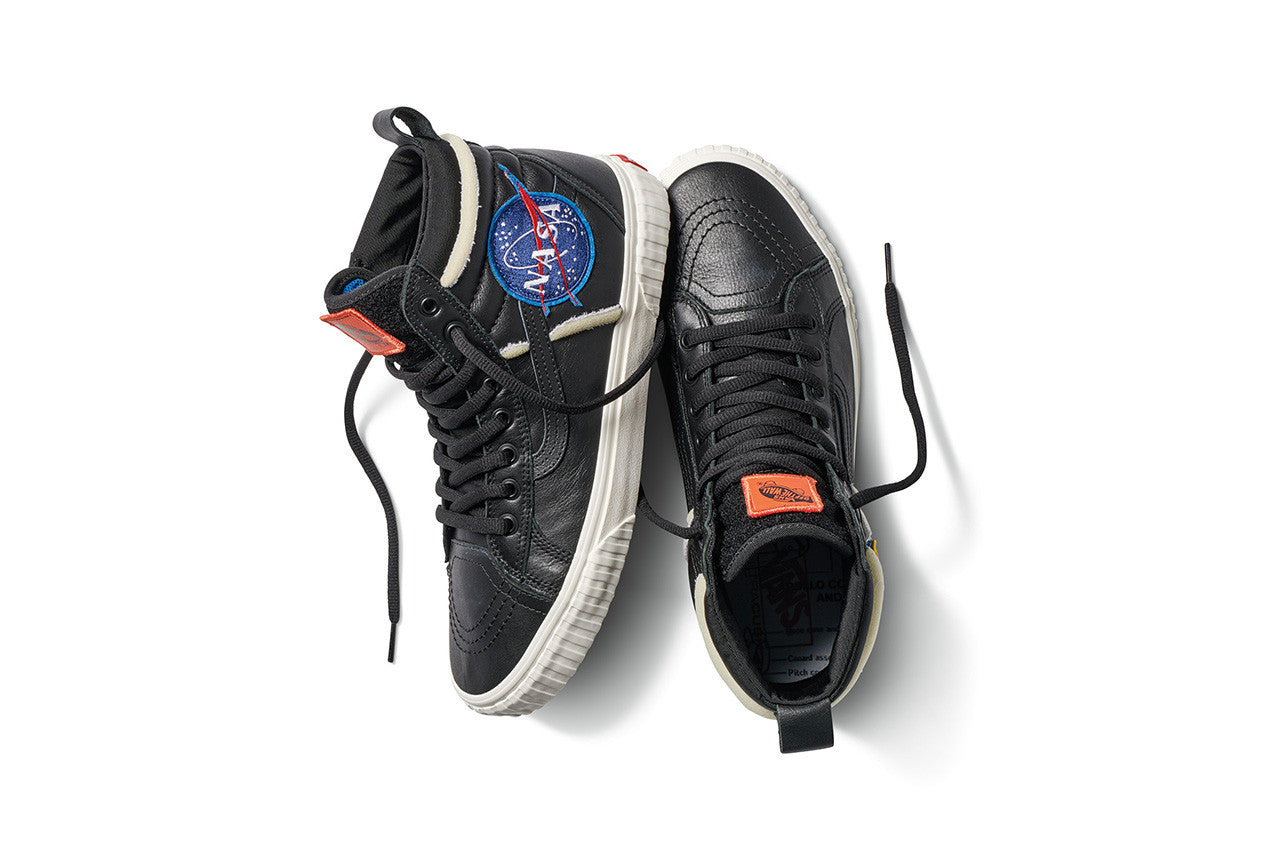 8c59600671b1 Vans UA SK8-Hi 46 MTE DX Space Voyager VN0A3DQ5UQ31 Space Voyager Black  Price  £109.00. Launch  Friday 2nd of November ONLINE  23 00GMT