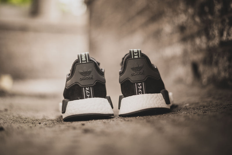 69fe5aaff adidas Originals – NMD Whiteout Blackout pack – Hanon