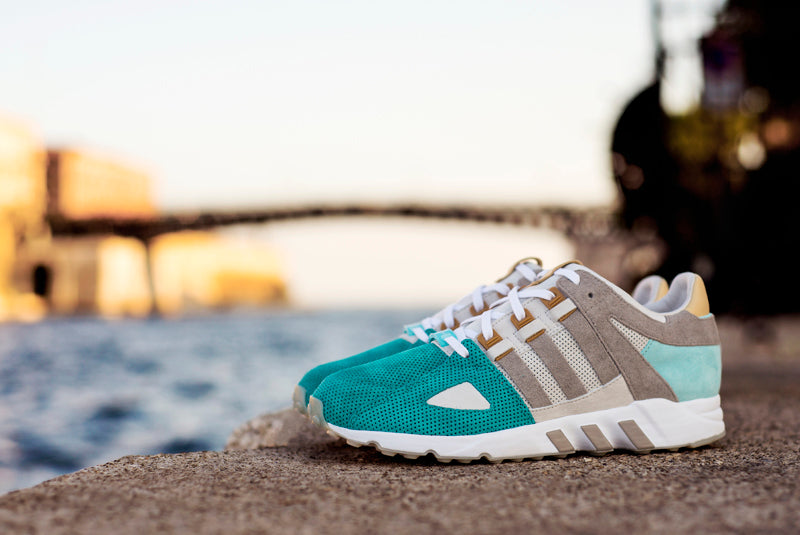 best loved 92ae1 270a6 Adidas Consortium EQT Running Guidance 93 x Sneakers76 – Hanon