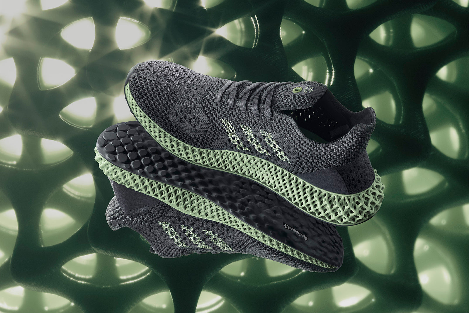 8186c466e7eb The final instalment from the adidas CONSORTIUM RUNNER 4D series is an  inhouse model. This follows on from SNS