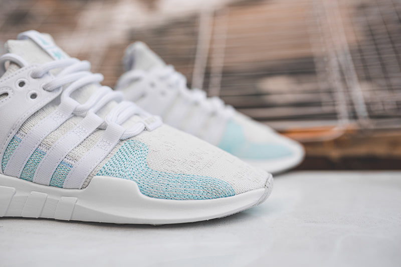 Parley x Adidas EQT Support ADV | Review YouTube