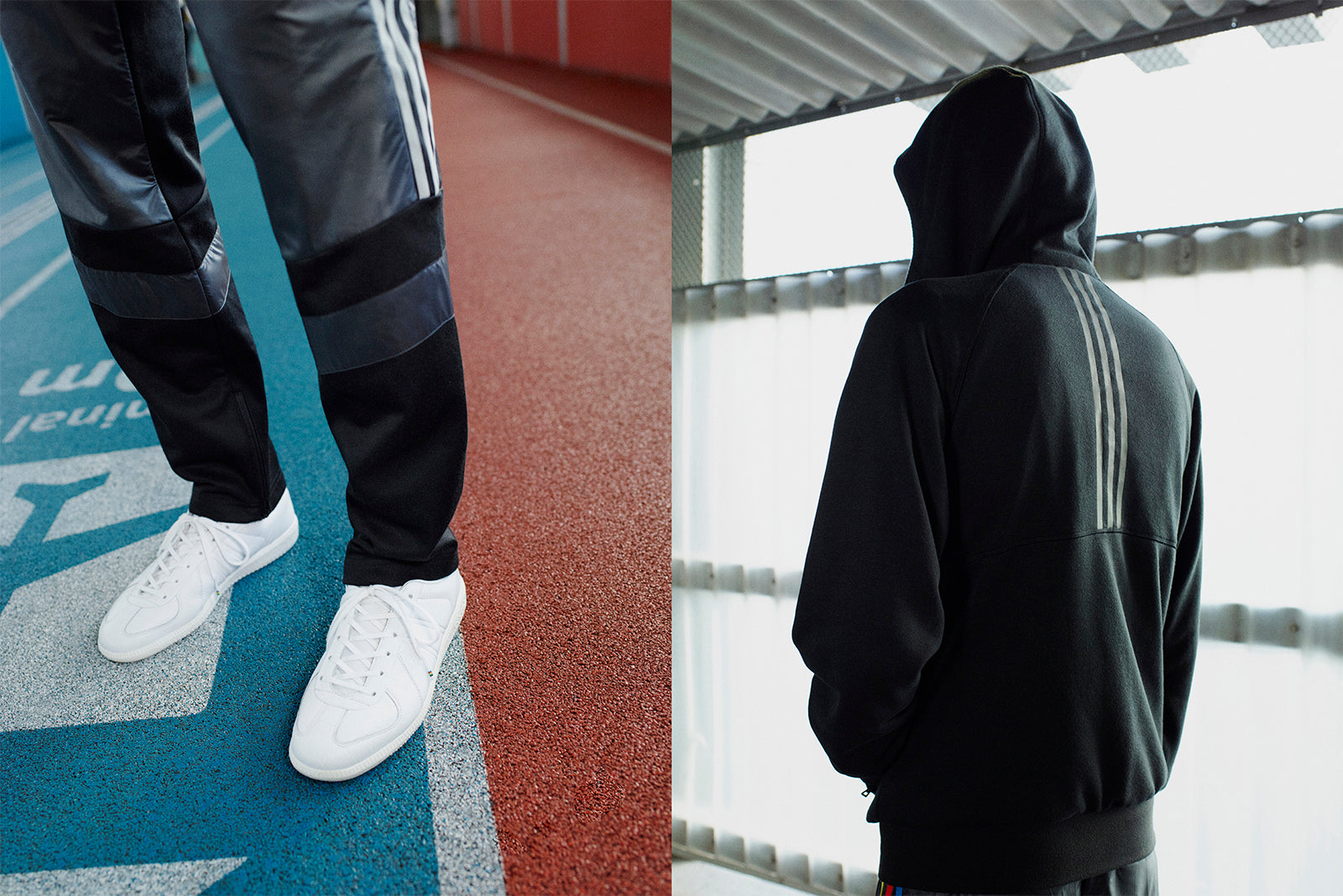 f80bfe418 Each piece of apparel along with the two footwear styles come together as a  luxurious and laidback 'uniform', perfectly suited to a 48-hour excursion  to one ...