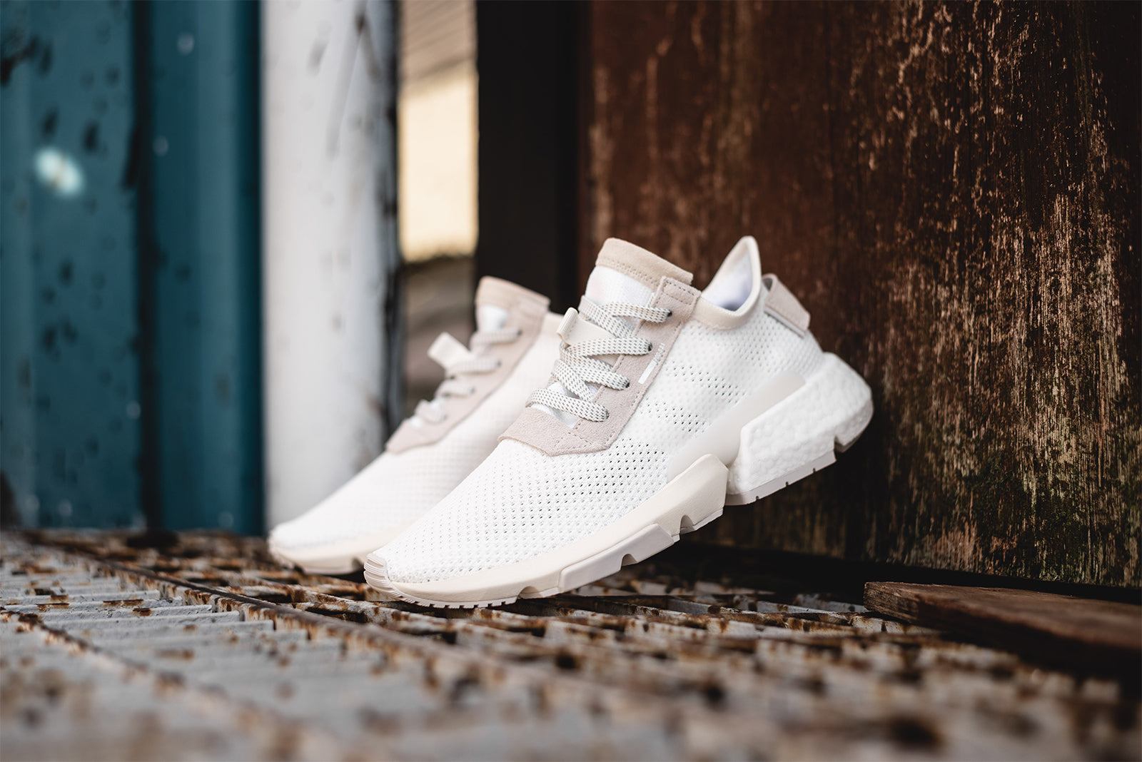 ad0b2f06688e adidas POD-S3.1. B28089 FTWWHT FTWWHT GREONE Price  £99.00. Launch   Wednesday 1st August ONLINE  23 00BST