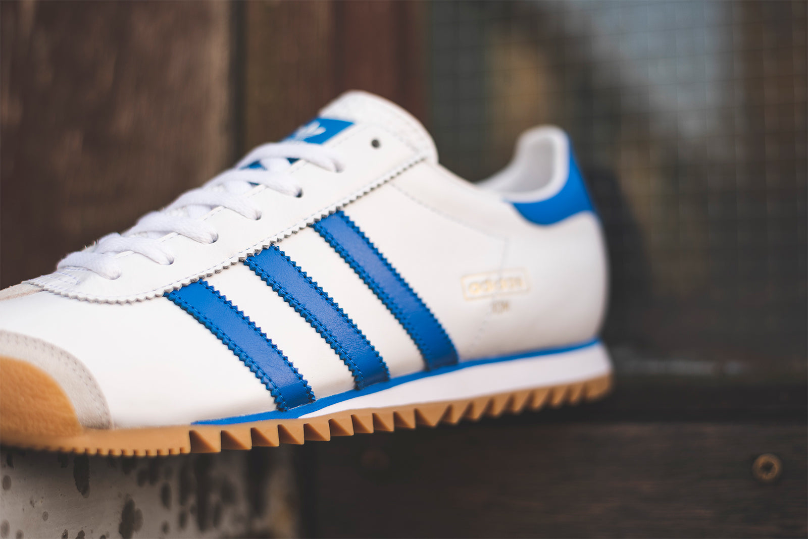 96a037e950a7b5 adidas Rom EE4941 Footwear White   Royal Blue   Gum Price  £85.00. Launch   Friday 1st of March ONLINE  23 00 GMT
