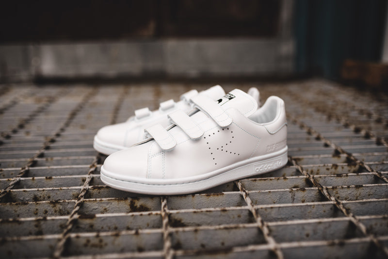 6d265b41e3b ... newest collection 0f7ed c908b Adidas Stan Smith Comfort x Raf Simons.  S81170. FTW WHITE  separation shoes ...