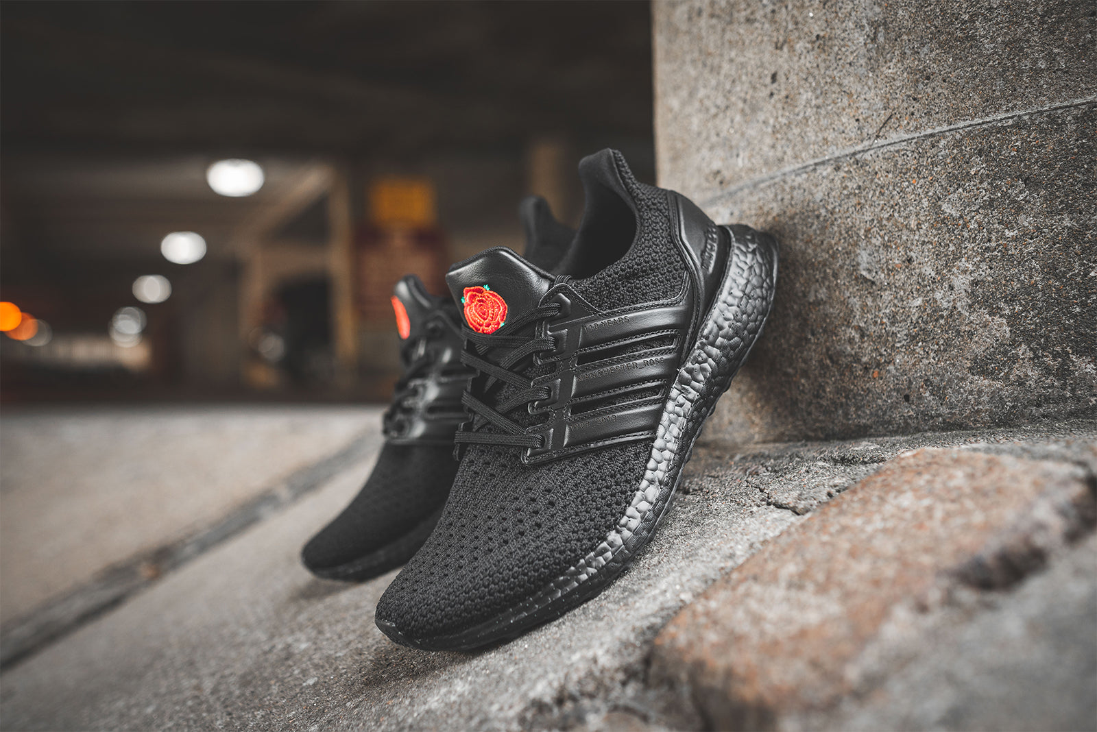 Adidas Ultraboost X Manchester United Red Rose Hanon