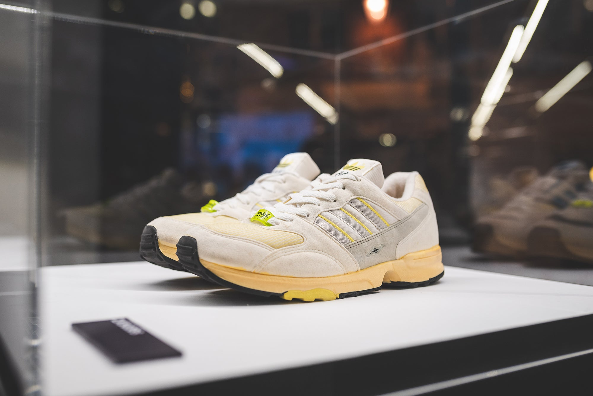 acba8d7f9510d Check out some of our favourite pieces from the exhibition below. Thanks to  those behind the exhibition for the words above and to adidas for having us.