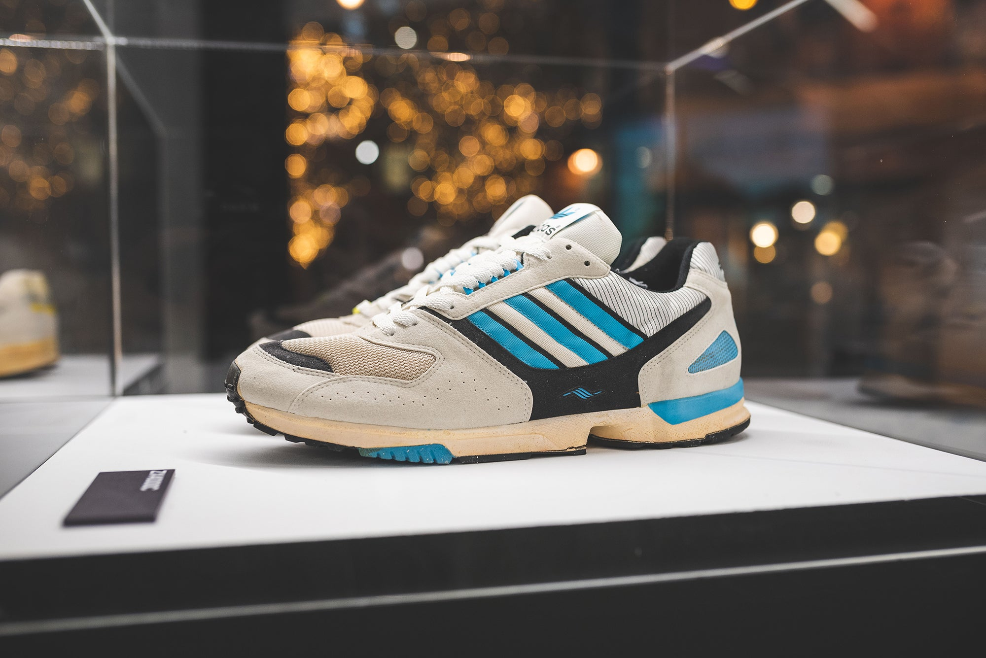 innovative design 6c6f9 e23df adidas 'ZX - The Roots of Running' Exhibition – Hanon