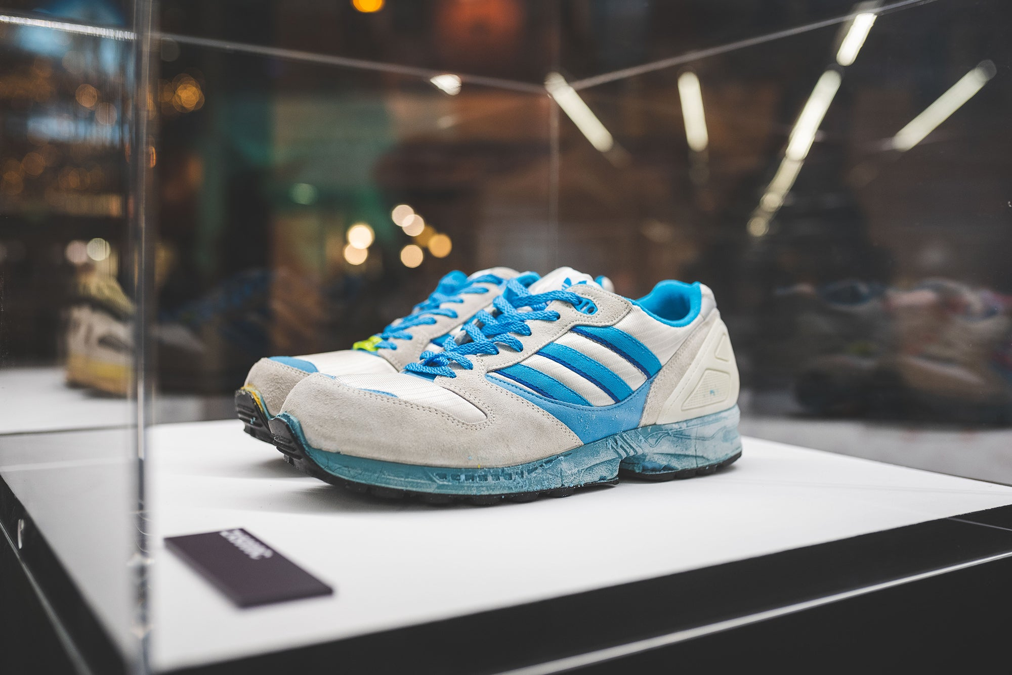 innovative design 46a60 cda79 adidas 'ZX - The Roots of Running' Exhibition – Hanon